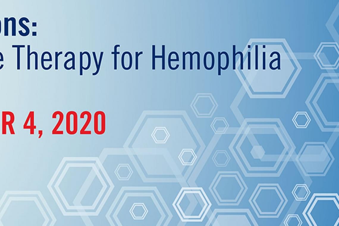 Pokroky v génovej terapii hemofílie